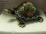 Jeweled Turtle Box